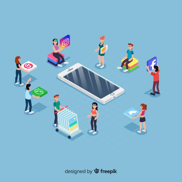 Učinkovito upravljanje profilov na družbenih omrežjih